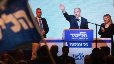 الحياة الحزبية في إسرائيل