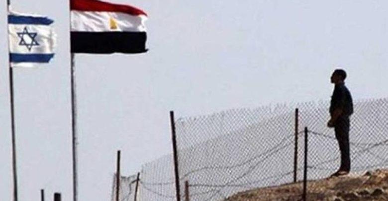 العلاقات المصرية - الإسرائيلية