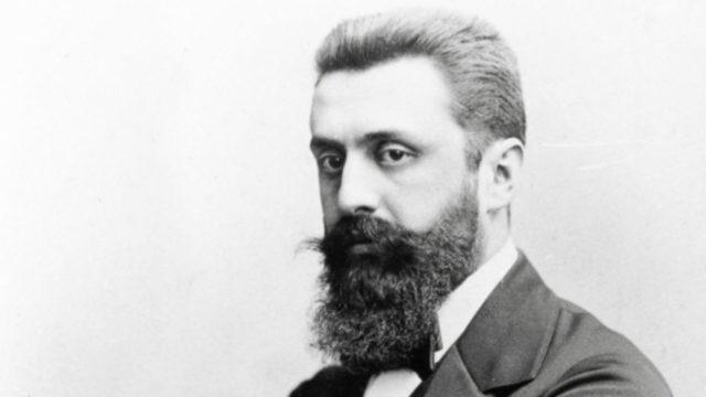 ثيودور هرتزل رائد الصهيونية السياسية