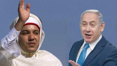 إسرائيل والمغرب