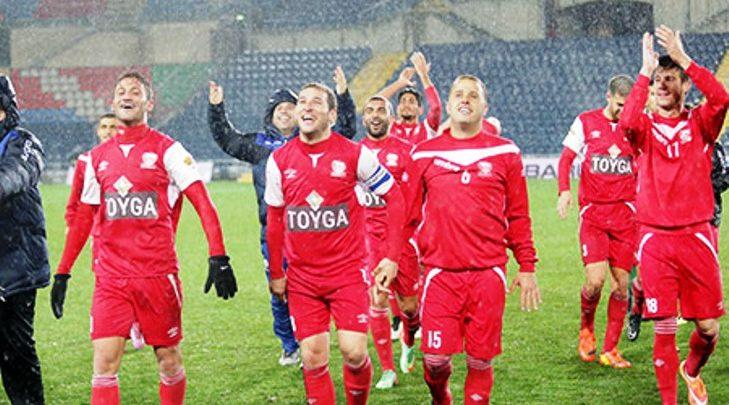 فريق أبناء سخنين في الدوري الإسرائيلي